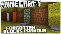 Forgotten-Blocks-Parkour-Map