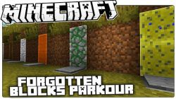 Forgotten-Blocks-Parkour-Map