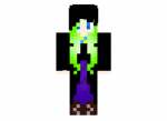 Green-hair-witch-skin