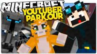 YouTuber-Parkour-Map