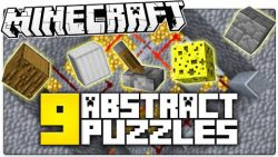 Abstract-Puzzles-Map
