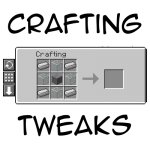 Crafting-Tweaks-Mod