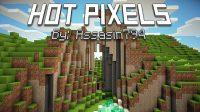 Hot-pixels-returns-resource-pack