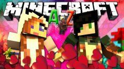 A-Z-of-Minecraft-Map