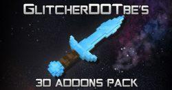 Glitchs-3d-addons-pack