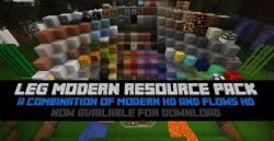 Leg-modern-resource-pack