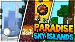 Parkour-paradise-sky-islands-map