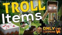 Troll-Items-Command-Block