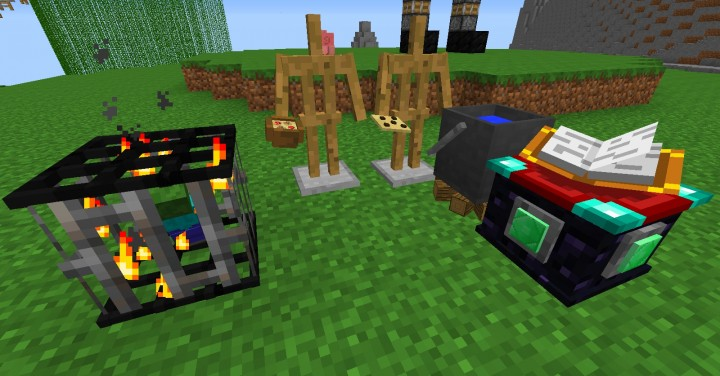 3d Models Resource Pack By Josephpica 9minecraft Net