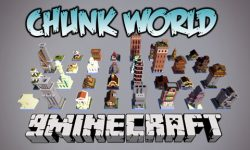 Chunk-World-Map