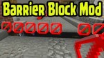 Craftable-Barrier-Block-Mod