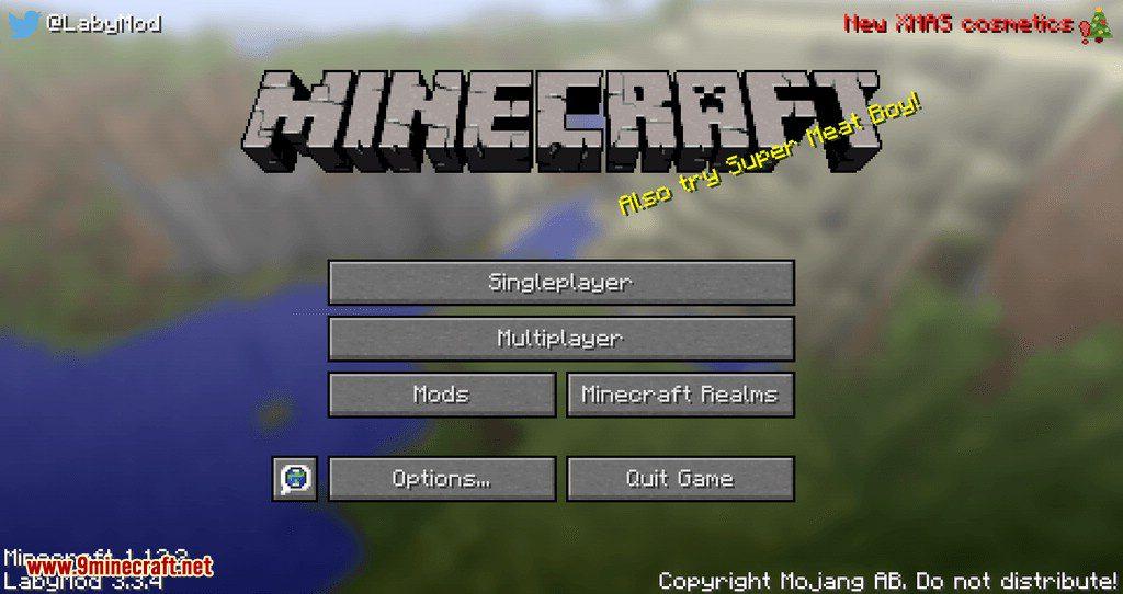 LabyMod for minecraft 03