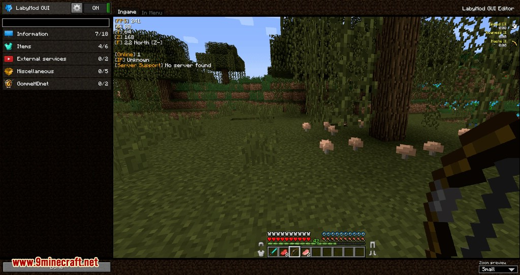 LabyMod for minecraft 13