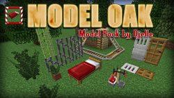 Model-oak-resource-pack