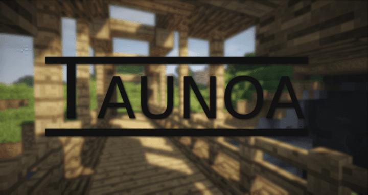 Taunoa Resource Pack 1 12 2/1 11 2 - 9Minecraft Net
