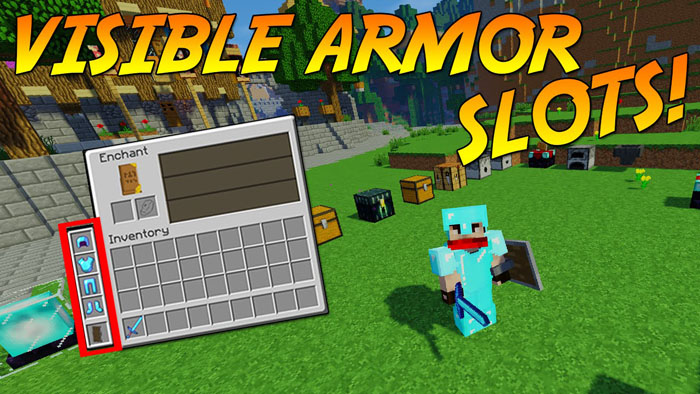 Visible Armor Slots Mod