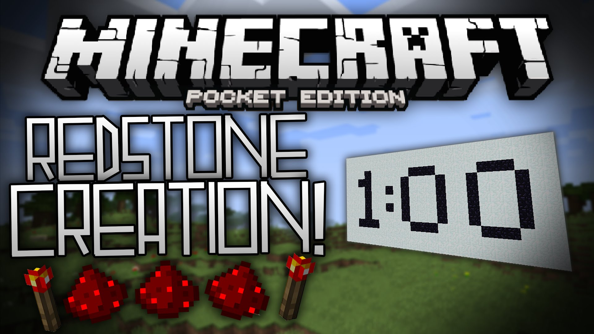 25 Redstone Creations Map for MCPE - 9Minecraft Net