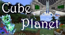 Cube-Planet-Map