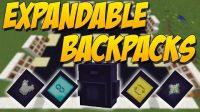 Expandable-Backpacks-Mod