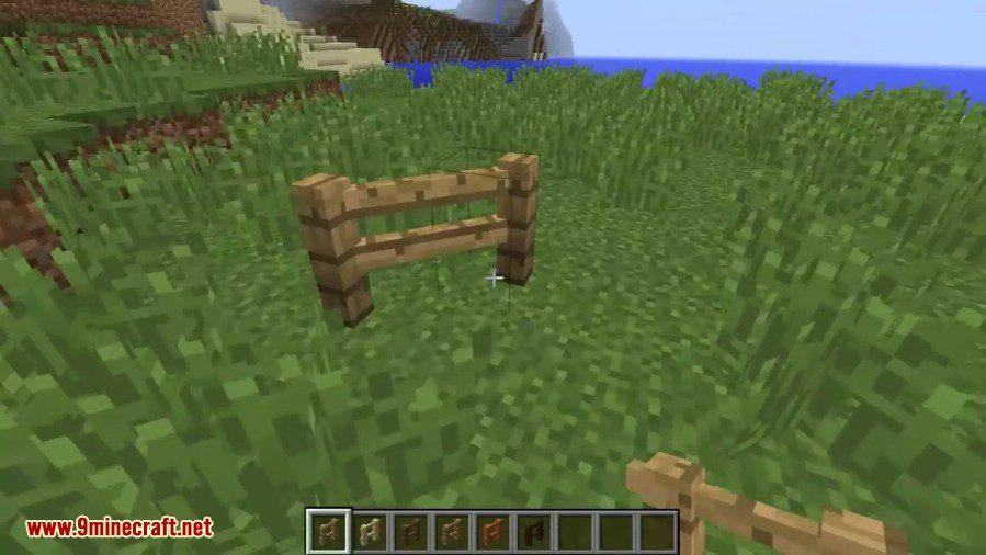 Fence Overhaul Mod 2
