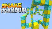 Snake-Parkour-Map