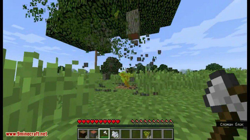 Tree Cutter Down Mod Screenshots 3