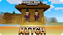 witch-hut-village-at-spawn-seed-for-mcpe-4