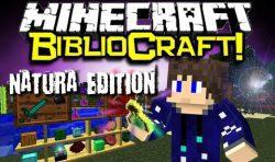 BiblioWoods-Natura-Edition-Mod