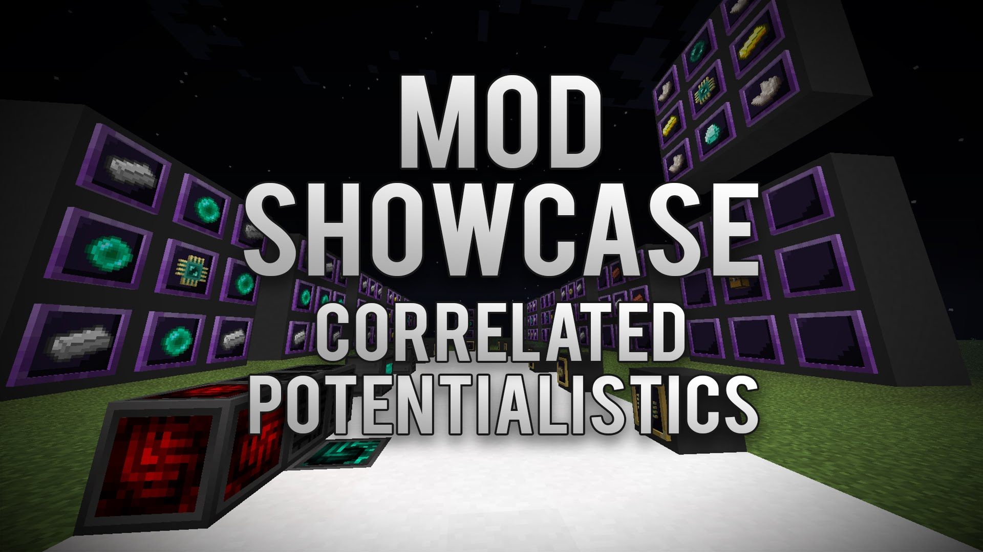 Correlated Potentialistics Mod