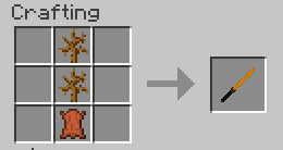 Deadbush Tools Mod Crafting Recipes 1