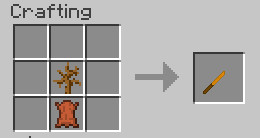 Deadbush Tools Mod Crafting Recipes 2