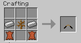 Deadbush Tools Mod Crafting Recipes 3
