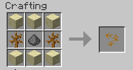 Deadbush Tools Mod Crafting Recipes 5
