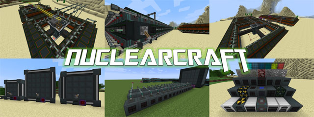 NuclearCraft Mod 1 12 2/1 11 2 (Realistic Nuclear) - 9Minecraft Net