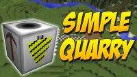 Simple-Quarry-Mod