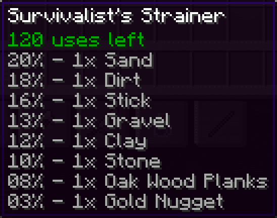 Water Strainer Mod Screenshots 5