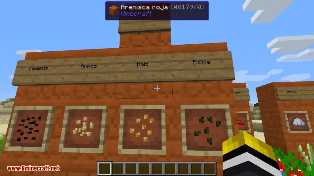 XL Food Mod Screenshots 2