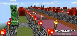 lucky-block-race-minigame-map-for-mcpe-1