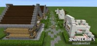 5-cool-auto-smelters-map-for-mcpe