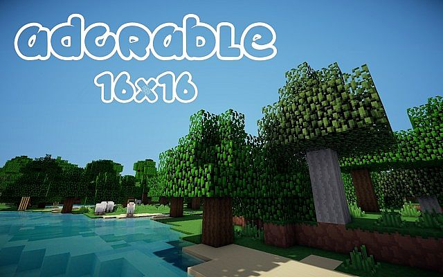 Adorable Resource Pack