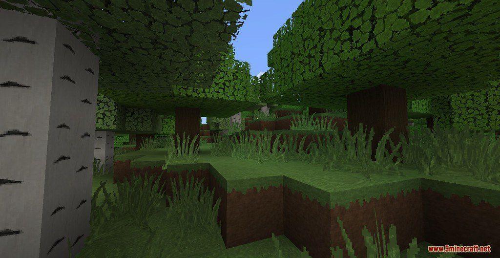 AgirCraft Resource Pack Screenshots 1
