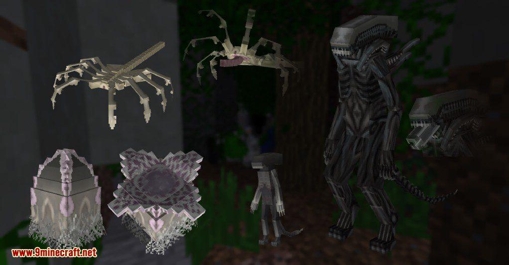 Aliens vs Predator Mod Features 1