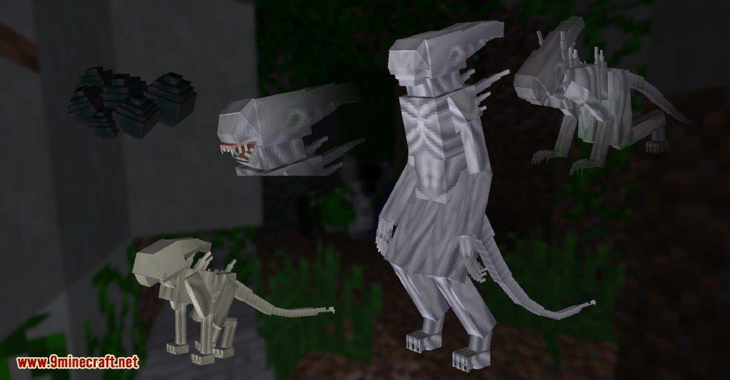 Aliens vs Predator Mod Features 2
