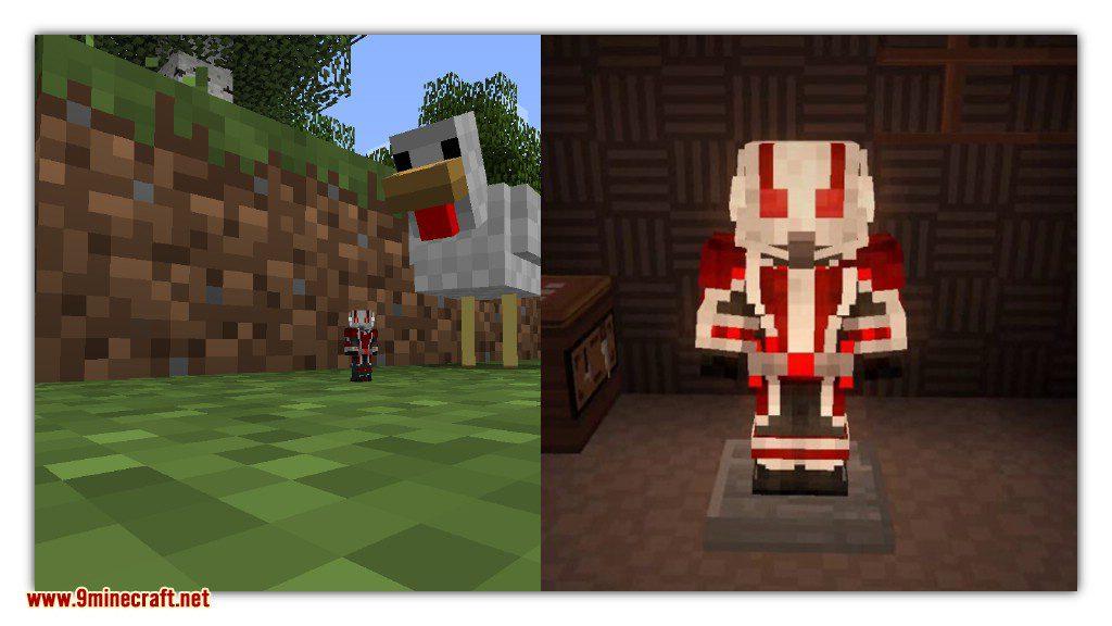 Ant Man Mod Screenshots 1