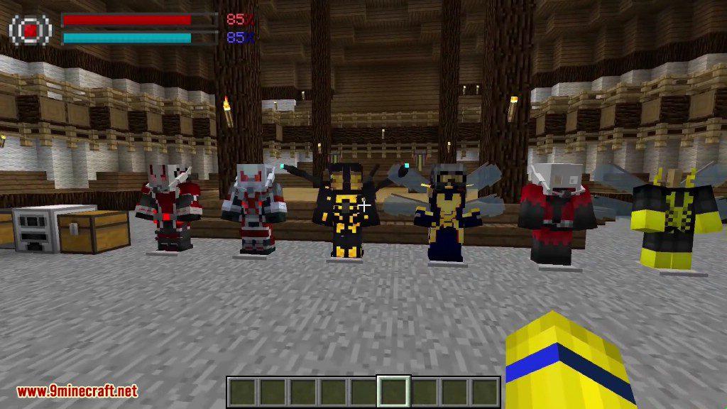 Ant Man Mod Screenshots 6