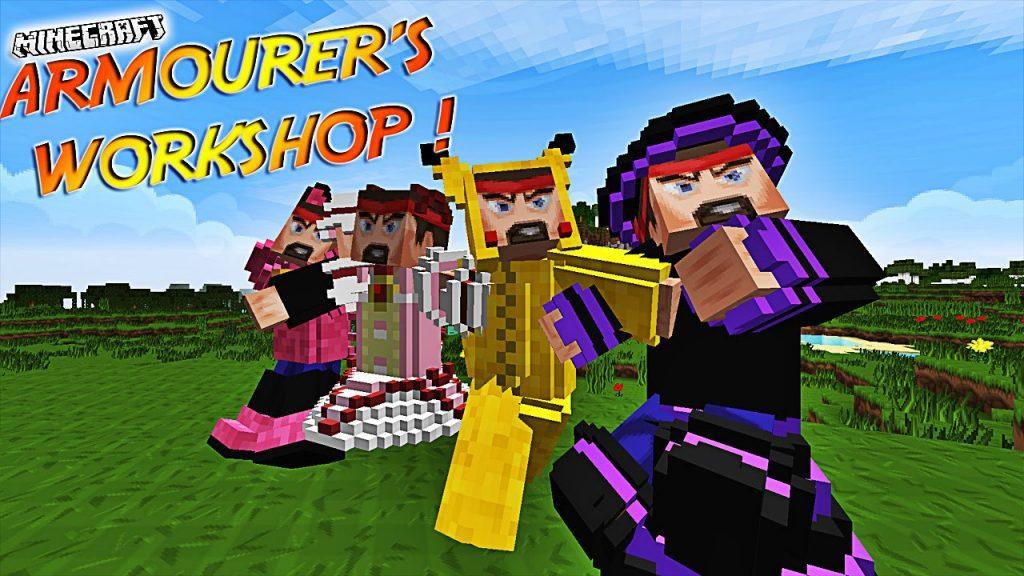 Armourer's Workshop Mod