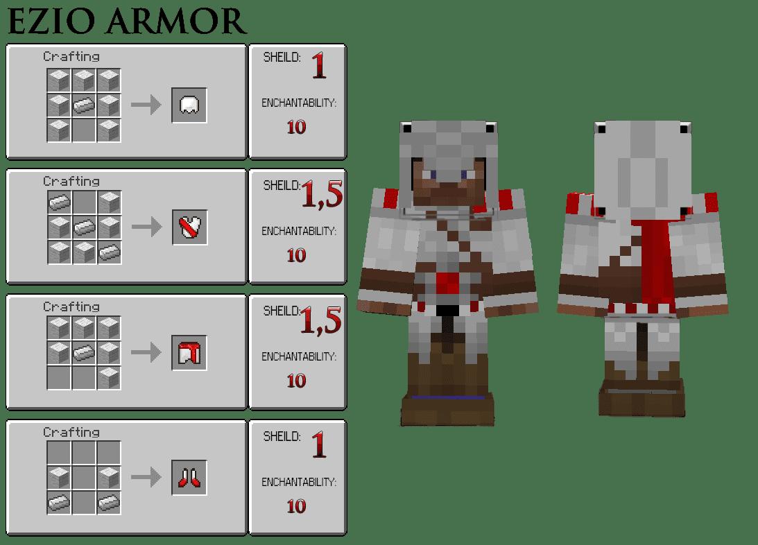 Power Gems – скачать мод на Майнкрафт 1.7.10, 1.8, 1.9.4 ...