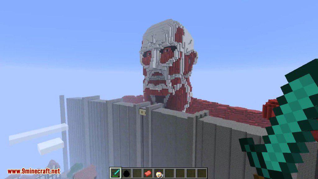 Attack on Titan Mod Screenshots 4