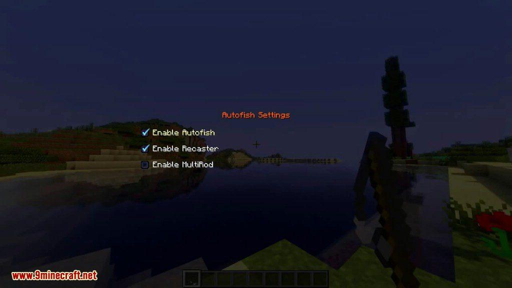 Autofish Mod Screenshots 1