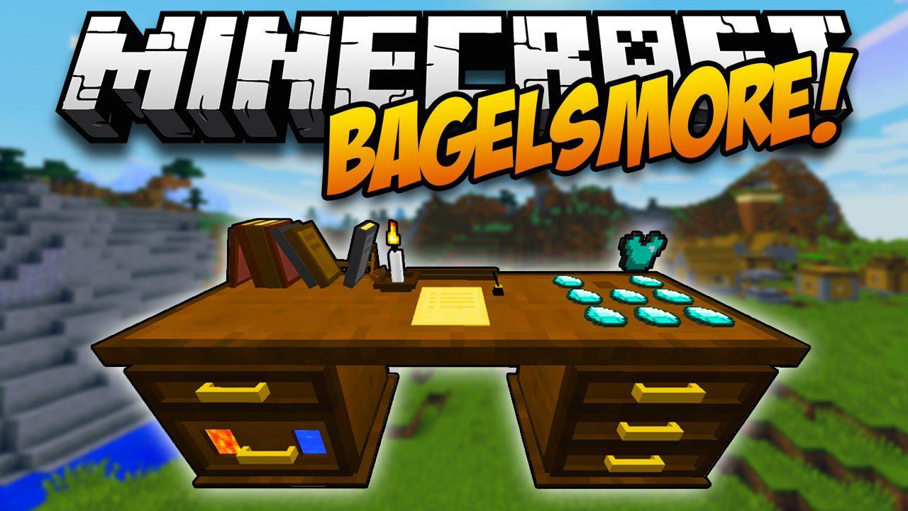 Bagelsmore Mod Logo